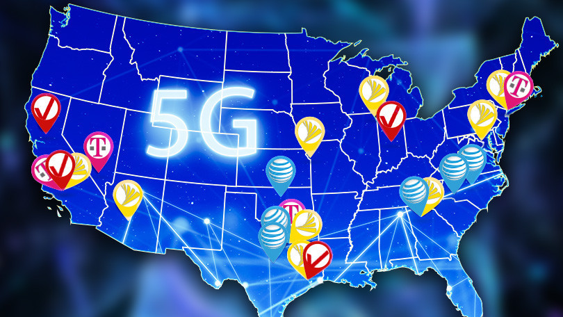5g map