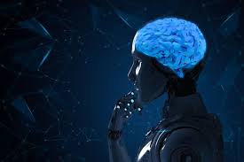 Robot with a brain (AI)