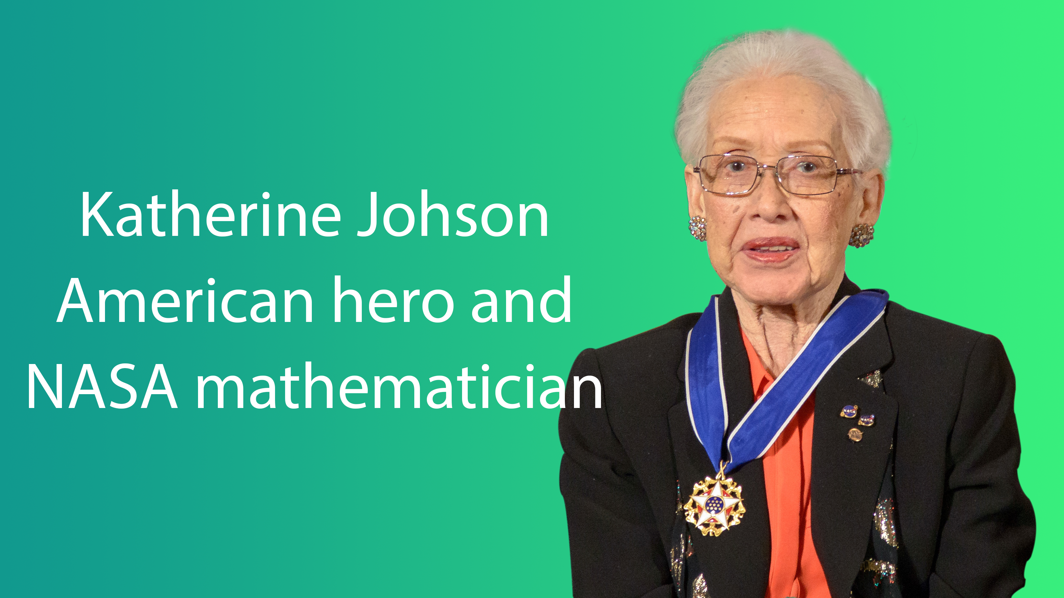 Remembering Katherine G. Johnson, an American Hero