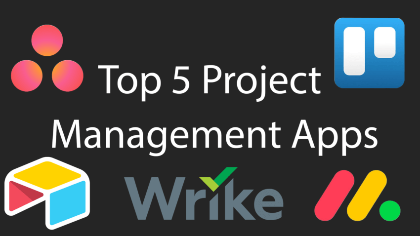 Top 5 Project Management Applications to Help You Succeed Working From Home